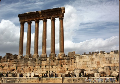 Temple of Baalbek