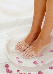 benessere dei piedi