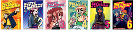 Scott pilgrim rejects telltale major geek nerd comic video game blog critic