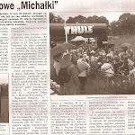 Michałki 2007 - Z prasy