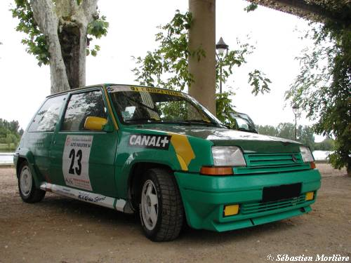 renault 5 gt turbo rally. renault 5 GT turbo 1985