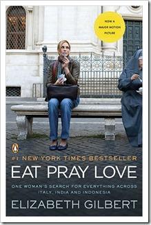 eat pray love book