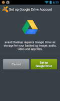 Screenshot of Mobile Backup & Restore