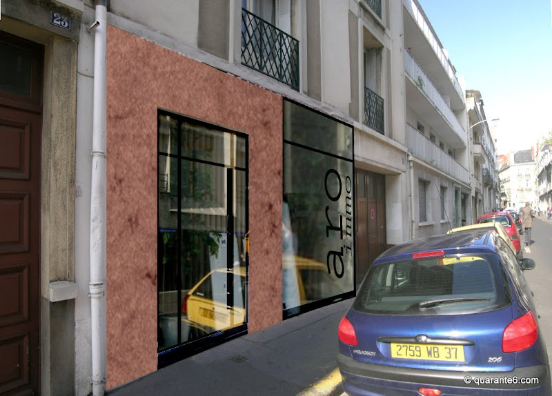 Agence immobili re tours architectures ric leconte for Agence immobiliere 37