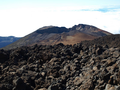 Photo of  Tenerife. Parador - Pico Viejo(Nº23) - Teide