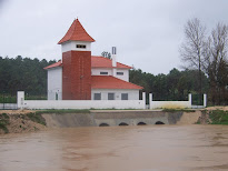 Estação de Bombagem na Bajanca - Rio Lis