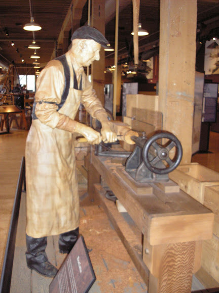 The Lathe hasn't changed much