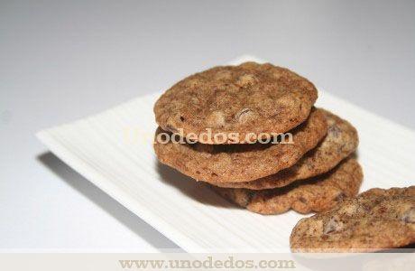 American cookies de café