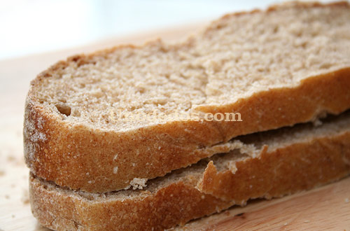 Pan de escanda y centeno