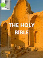 Screenshot of Audio Bible in English