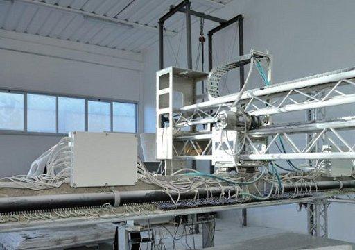 宇宙で3Dプリントアウトされる建築(Space printer) + monogocoro
