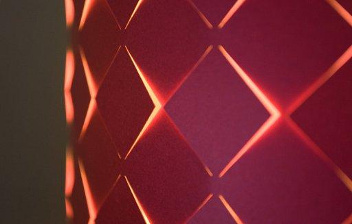 ペーパーシェードランプ(stellavie lampshade) + monogocoro