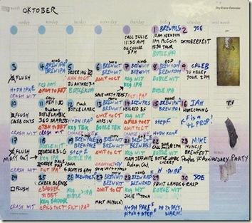 UplandSchedule