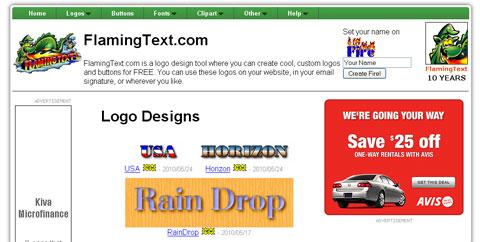 Herramientas para crear un Logo gratis 3