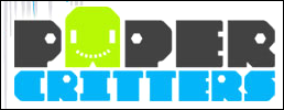 Paper Critters Logo