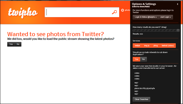 twipho.net screenshot