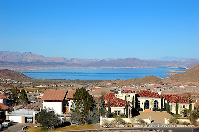 Homes with Lake Mead View Boulder City, NV