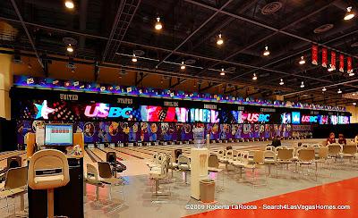 USBC Bowling Open Championship Lanes Las Vegas