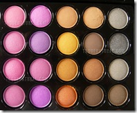 Pro 88 Full Color Eyeshadow Palette Fashion Eye Shadow3