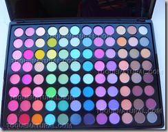 Paleta 96 Cores Sombras Fosca e Brilhante (Palette Eye Shadows 96 Color Matte & Shimmer)