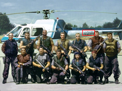 S.T.A.R.S. Heli