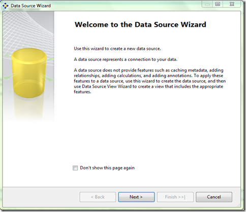 CRM_SSIS_Integration Add DS1