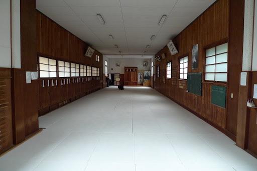 vista completa del tatami