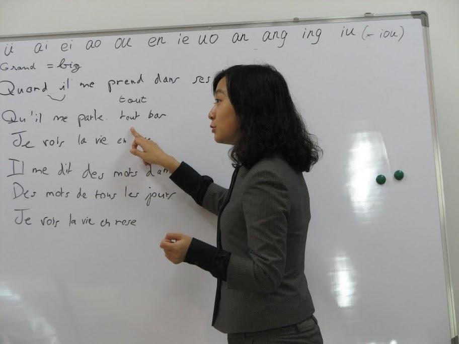 Prof de Chinese Spoken
