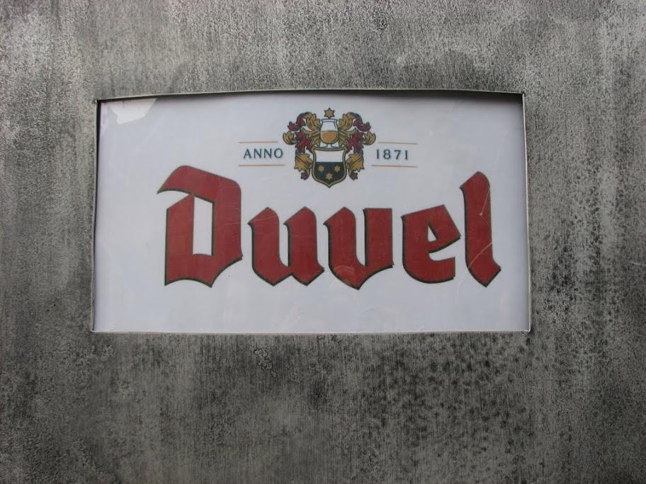 Logo Duvel.