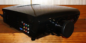 Picture of my Dreamland DG-852 LCD Projector from Digital Galaxy