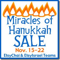 Miracles of Hanukkah Sale