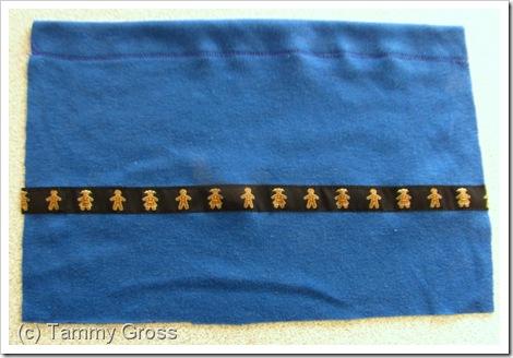 Tamdoll Drawstring Bag Sewing Tutorial 3