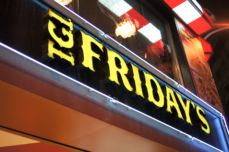 T.G.I.,Fridays,美食,美國,調酒,重慶南路,天瓏書局,天龍,