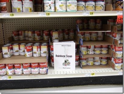 Rainbow Soup Soup