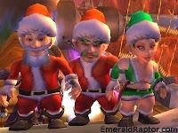 God jul fra Emerald Raptor! Hører til julekalenderen 2010 som finnes på http://emeraldraptor.com/?page_id=1092