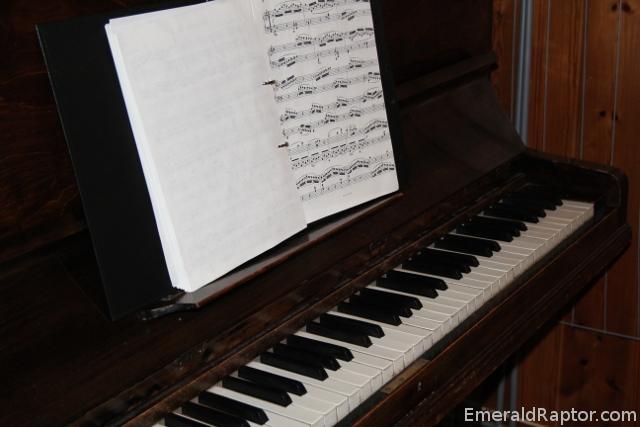 Piano fra 1909