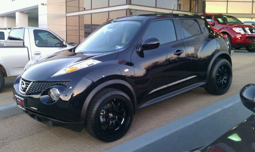 Thread: 2012 JUKE SV AWD (The Journey To A 3