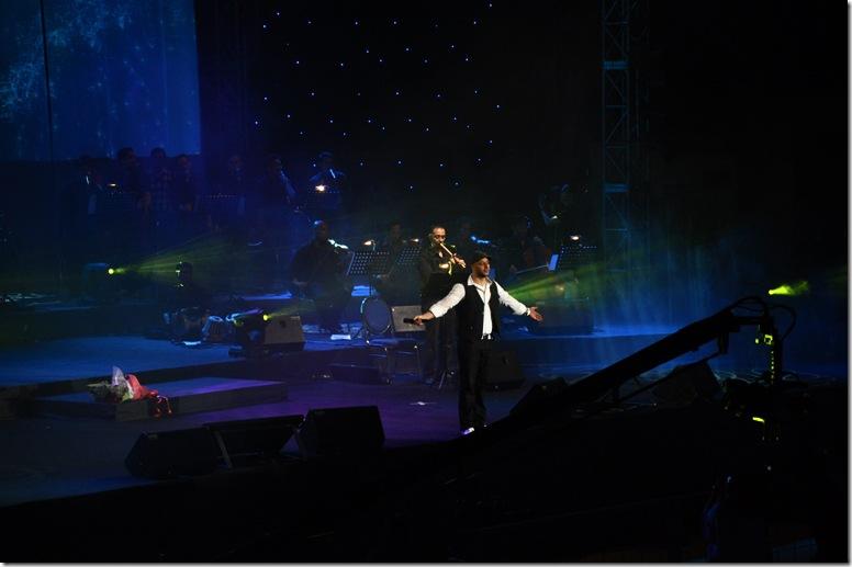 Maher Zain in concert