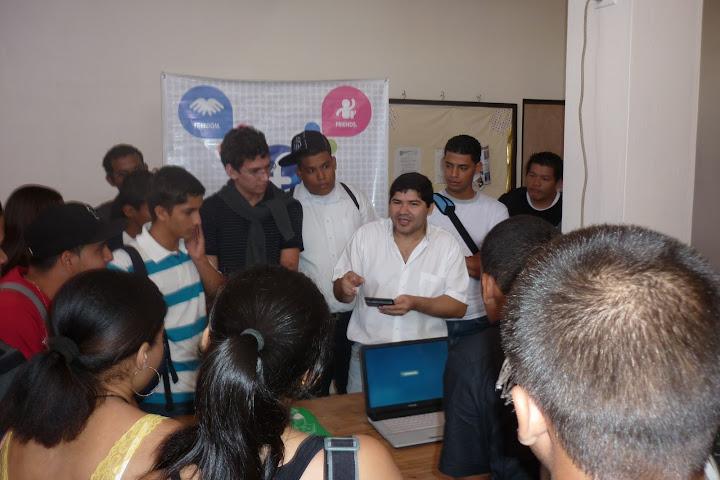 Visita a la Universidad Tecnologica la Chorrera