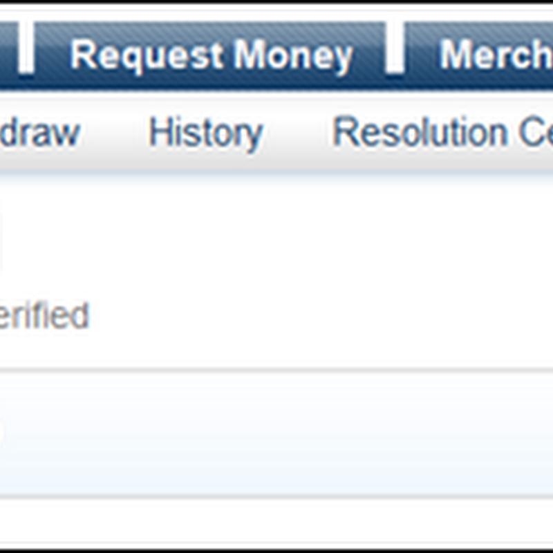Hướng dẫn rút tiền về thẻ ATM từ tài khoản Paypal