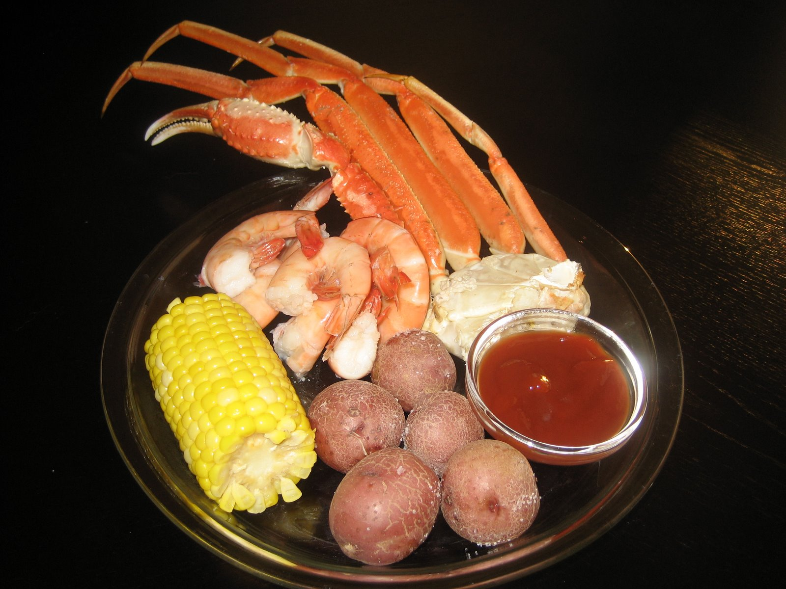 prepare an easy crab boil recipes dishmaps how to prepare an easy crab ...