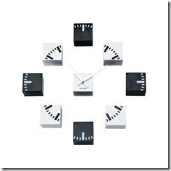horloge-cubic