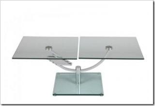 table basse en verre Very
