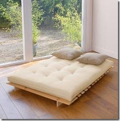 banquette lit futon