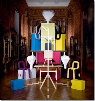 chaises Bold