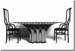 Table Pierre Paulin