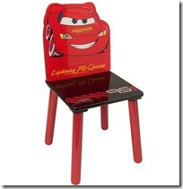 chaise garçon