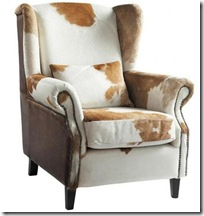 style western - Fauteuil Megeve