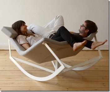 chaise à bascule - sway