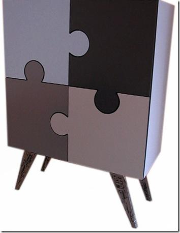 meuble puzzle